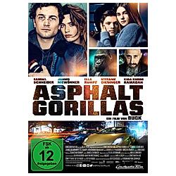 Asphaltgorillas - DVD  Filme