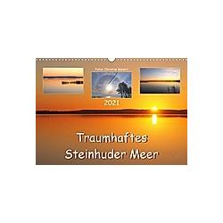Traumhaftes Steinhuder Meer (Wandkalender 2021 DIN A3 quer)
