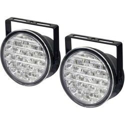 DINO 610795 Tagfahrlicht LED (Ø x T) 90mm x 36mm