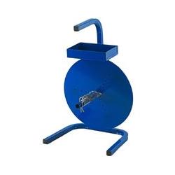 Kk Verpackungen - 4 x Profi Abrollgerät Abroller Textil & PP Umreifungsband Kern 76 200 280 mm