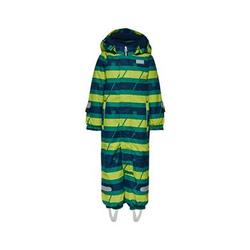 LEGO® Wear Schneeanzug Johan Streifen Green
