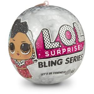 MGA L.O.L. Surprise Dolls Bling Series Asst in Sidekick - Sortiert, Preis Gilt für 1 Stück