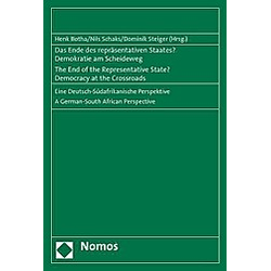 Das Ende des repräsentativen Staates?; The End of the Representative State? - Buch