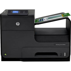 HP Officejet X451 Monochrom Mono-Tintenstrahldrucker (generalüberholt) (sehr gut) A4 1200 x 1200 dp