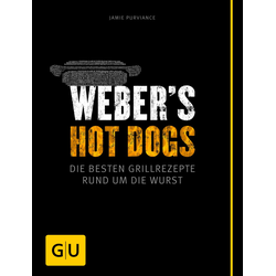 Weber´s Hot Dogs Grillbuch