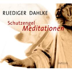 Schutzengel-Meditationen. CD als Hörbuch CD von Ruediger Dahlke