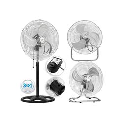 KESSER Standventilator, KESSER® 3 in 1 Ventilator Ø 45 cm