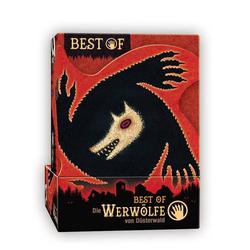 Asmodee Best of Werwölfe LUI0001