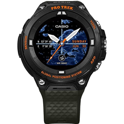 Casio Smart Outdoor SMARTWATCH WSD-F20A-GNBAE Unisexuhr SmartWatch