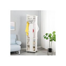 VCM Garderobenschrank Garderoben Schrank