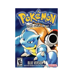 Pokemon Blue (Nintendo 3DS)