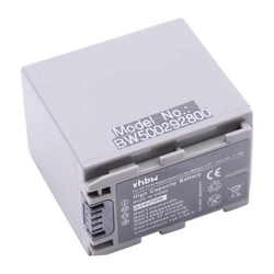vhbw Li-Ion Akku 1900mAh (7.2V) für Kamera Camcorder Video Sony DVD755E, DVD905E, DVD92E wie NP-FP30, NP-FP50, NP-FP60.