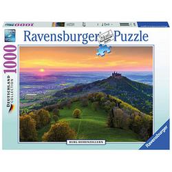 Ravensburger Burg Hohenzollern Puzzle 1000 Teile