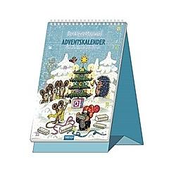 Der kleine Maulwurf Adventskalender - Kalender