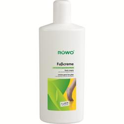 RÖWO® Fußcreme, Hilfe bei Fuß-Schweiß, 1000 ml Flasche
