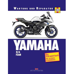 Yamaha Xj6 & Fz6r