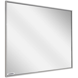Vasner Infrarotheizung Zipris S, Glas/Alu, 500 W, 90x60 cm