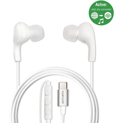 4smarts Akt. In-Ear Stereo Headset Melody USB Typ-C Headset