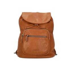 FREDsBRUDER Cityrucksack FREDsBRUDER Zip Bag Back Rucksack 38 cm braun