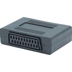 Philips SCART TV, Receiver Anschlusskabel Schwarz