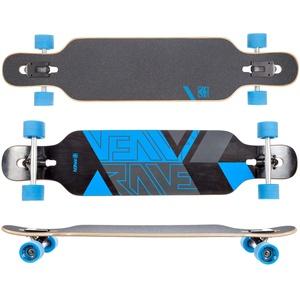RAVEN Longboard Skateboard Torex (Blue)