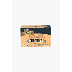 Goldmännchen Curcuma mit Apfel 20 Teebeutel