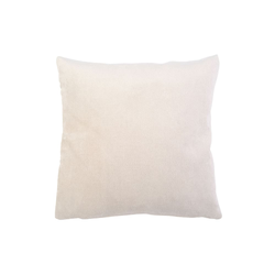 Gözze Kissenhülle Muri in weiß, 40 x 40 cm