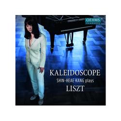 Shin-Heae Kang - Kaleidoscope (CD)