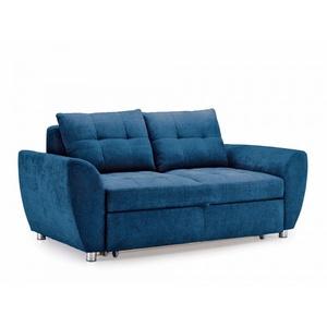 Verwandlungssofa Vito Systemo Stoff blau vito 2214 (BHT 192x90x97 cm) vito