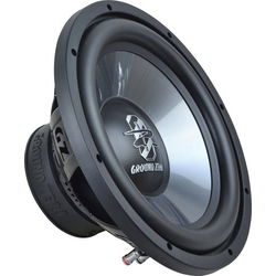 Ground Zero Subwoofer (Ground Zero GZIW 300X-II, 30cm Subwoofer)