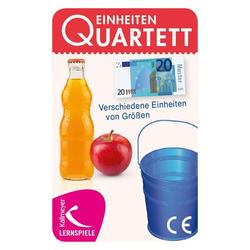 Einheiten-Quartett (Kartenspiel)