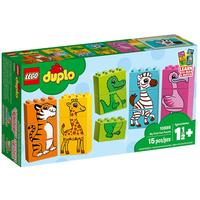 Lego Duplo Mein erstes Tierpuzzle 10885