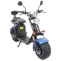 eFlux Chopper Two 1500 Watt 45 km/h blau
