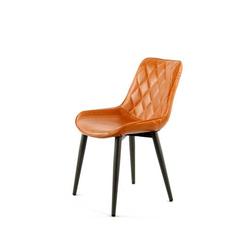 Stuhl Cecil 110 2er-Set Orange