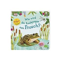 Wie wird die Kaulquappe zum Frosch? - Buch