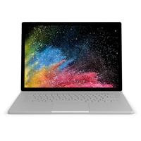 Microsoft Surface Book 2 15.0 i7 16GB RAM 512GB SSD Wi-Fi Silber