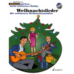 Gitarre spielen - Mein schönstes Hobby, Weihnachtslieder