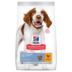 Hill's Adult No Grain Medium Huhn Hundefutter 12 kg AUSVERKAUF