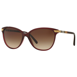 BURBERRY Sonnenbrille BE4216 rot