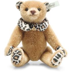 Steiff 026645 Teddybär Leo, Mohair, 15 cm, hellbraun