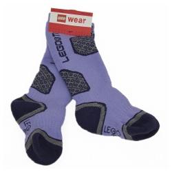 LEGO wear AMY 605 Ski socks lilac - Gr��e 98/104 Kinder