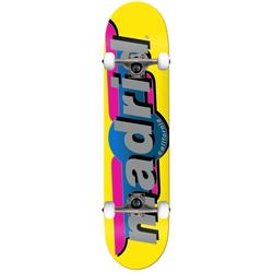 Komplett MADRID - Complete Skateboard Gold (GOLD)