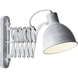 Brilliant Sandra 90289/70 Wandleuchte E14 40W LED Beton-Grau