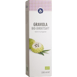 GRAVIOLA 100% Bio Direktsaft