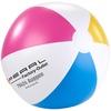 PEARL Aufblasbarer Wasserball, mehrfarbig, Ø 33 cm