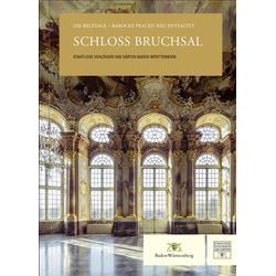Schloss Bruchsal als Buch von