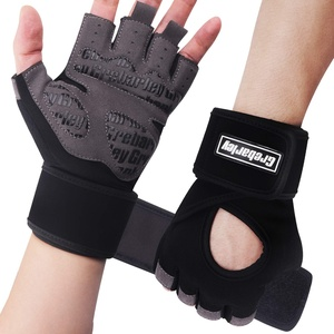 Grebarley Fitness Handschuhe,Trainings Handschuhe,Gewichtheber Handschuhe,Atmungsaktive Sporthandschuhe mit vollem Handflächenschutz,Crossfit,Bodybuilding,Kraftsport,für Damen & Herren