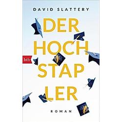 Der Hochstapler. David Slattery  - Buch