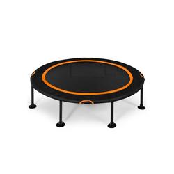 COSTWAY Fitnesstrampolin Mini Trampolin Kindertrampolin, φ120 cm, bis 65 kg belastbar, Indoor- und Outdoortrampolin