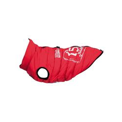 TRIXIE Hundemantel SaintMalo Geschirr rot S - 40 cm